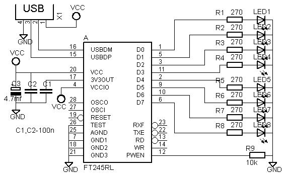 Xinux - USB ЦВЕТОМУЗЫКА